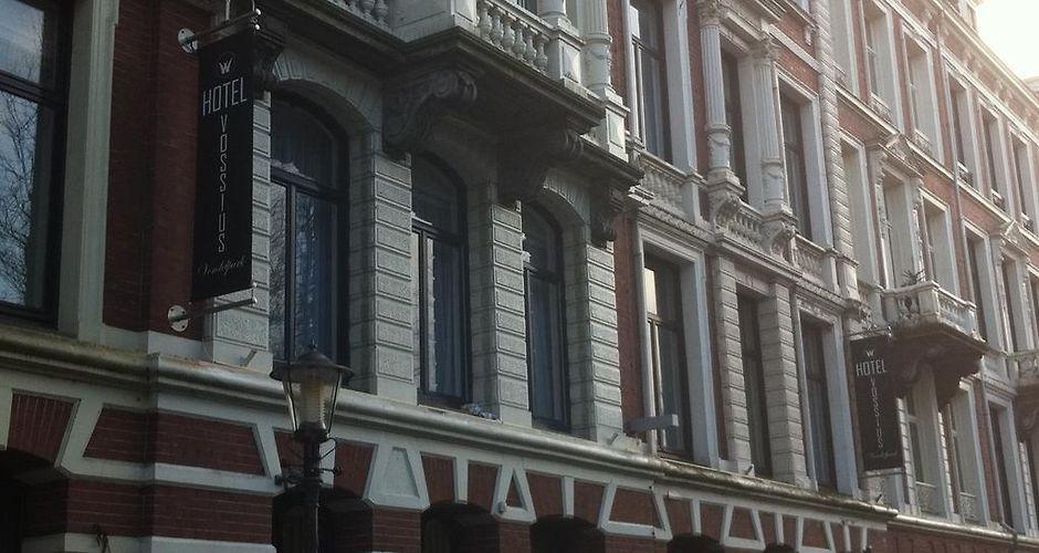 Hotel Vossius Vondelpark Amsterdam